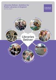 Libraries Deliver