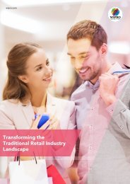 Transforming the Traditional Retail Industry Landscape