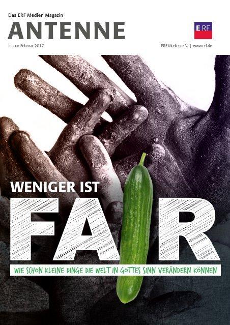 ERF ANTENNE 0102|2017 Weniger ist Fair