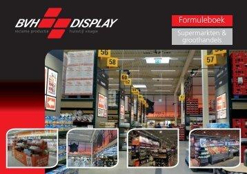 BVH Formuleboek supermarkten