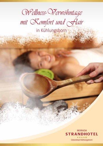 Wellness-Verwöhntage mit Komfort und Flair in Kühlungsborn
