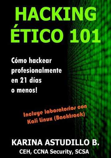 USERS Hacking Etico 101