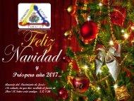 Tarjeta de Navidad Contraloría del Estado Yaracuy