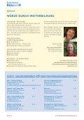 Würze durch Weiterbildung - Seite 2