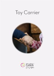toy carrier brochure
