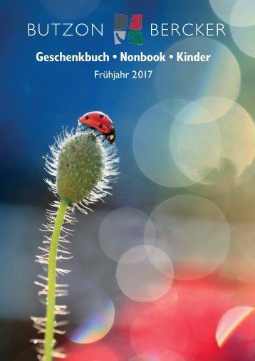 Geschenkbuch Fühjahr 2017