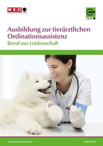Ausbildung zum Tierarzthelfer