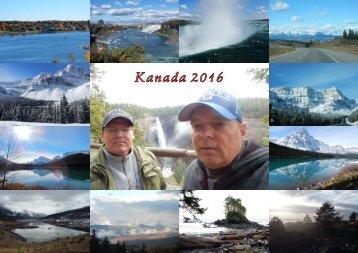 Fotobuch Kanada 2016 Vollbild