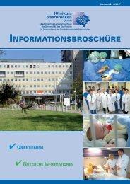 Informationsbroschüre_Klinikum_Saarbrücken_2017
