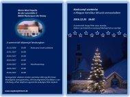 Flyer-Karácsonyra