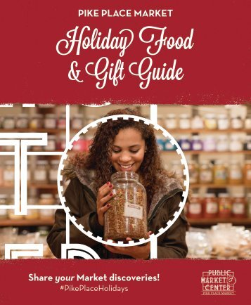 Holiday Food & Gift Guide