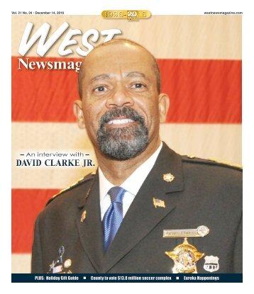 West Newsmagazine 12-14-16