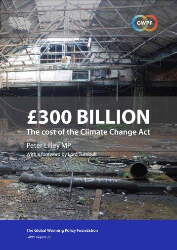 £300 BILLION