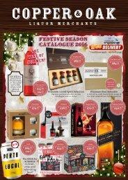 Copper & Oak Christmas Catalogue 2016