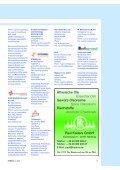 Adressliste Dienstleister International - COSSMA - Page 6
