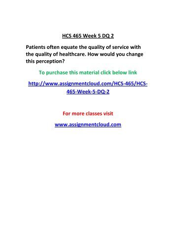 hcs 451 week 2 dq 1 Bcom 426 week 2 dq 1 $200 rating:a+ purchased: 4 times bcom 426  week 2 dq 2, uop homework,uop tutorial bcom 426 week 2 dq 2 $200.