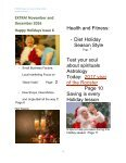 EXTRA! Nov and Dec 2016 Holidays Issue 6 - Page 2