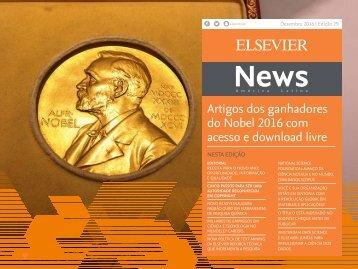 Artigos dos ganhadores do Nobel 2016 com acesso e download livre