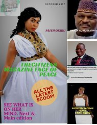 FACE OF PEACE-1