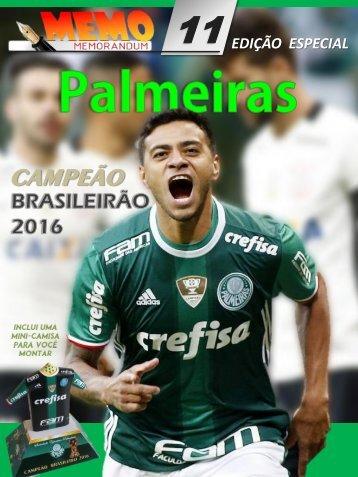 Palmeiras 2016 - A trajetória de um campeão