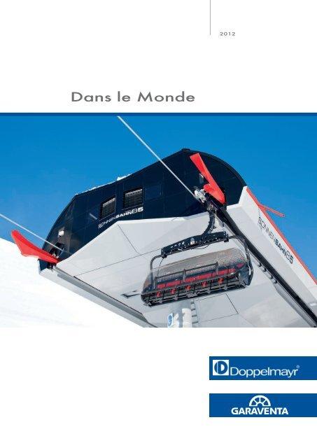 Doppelmayr/Garaventa Brochure annuelle 2012