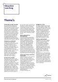 Brochure Waarden van Zorg - Page 4