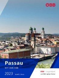 Passau mit den ÖBB