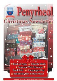2016 Christmas Newsletter