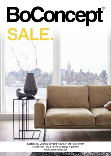 Boconcept sale2017 berlin for Boconcept mannheim