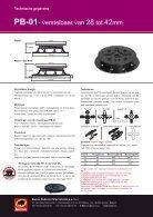 Buzon PB serie - drager overzicht - Page 2