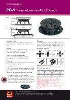 Buzon PB serie - drager overzicht - Page 3