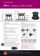 Buzon PB serie - drager overzicht - Page 5