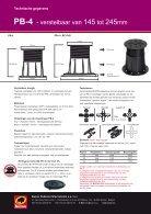 Buzon PB serie - drager overzicht - Page 6