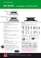 Buzon BC serie - drager overzicht - Page 3