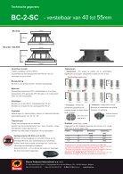Buzon BC serie - drager overzicht - Page 4