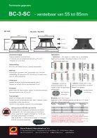 Buzon BC serie - drager overzicht - Page 5