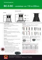 Buzon BC serie - drager overzicht - Page 7