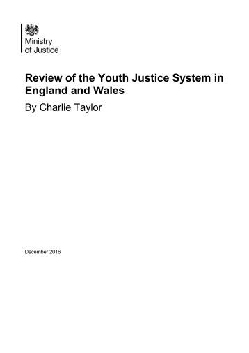 the state of the juvenile justice system in the usa Juveniles involved in the justice system a review of the juvenile justice system in the united states, comparing it to canada violent justice: adult system fails .