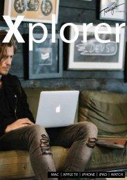 Xplorer Ausgabe 2017 Apple