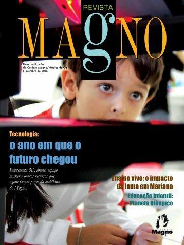Revista Magno 2016