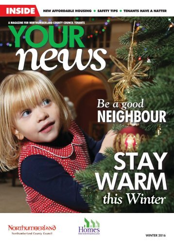 Your News - Winter 2016