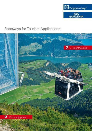 Ropeways for Tourism Applications [EN]