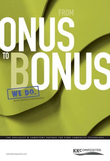 From onus to bonus