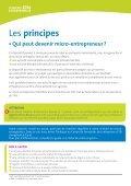 Le micro-entrepreneur - Page 4