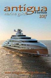 Antigua Marine Guide 2017