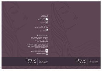 Revista 31x21 - DOUX - Beauty Fair - 0109 - Cópia