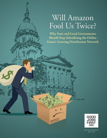 Will Amazon Fool Us Twice?
