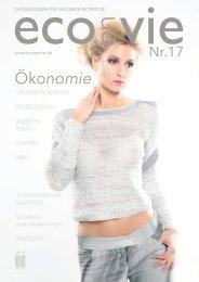ECOenVIE Magazin Nr. 17