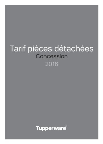 Tarifs_pices_dtaches_Tupperware_2016_2