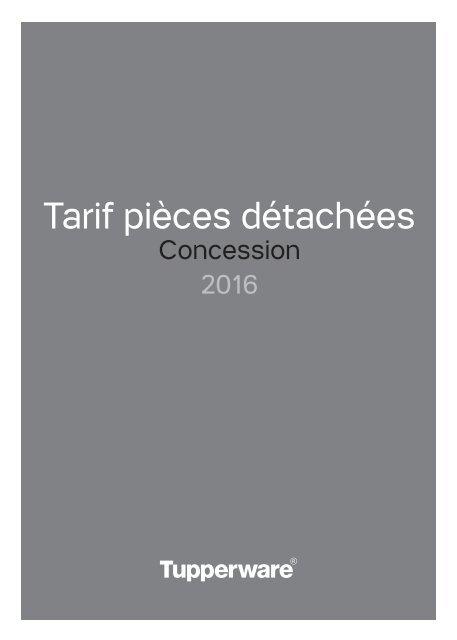 Tarifs_pices_dtaches_Tupperware_2016_2